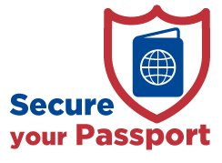 Secure your Passport